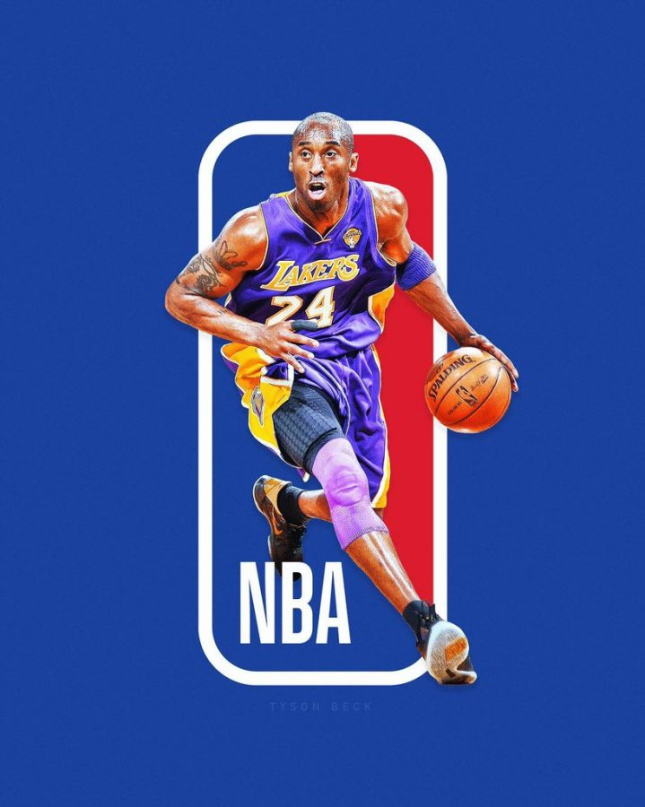 The idea to change the NBA logo to honor the late Kobe Bryant has gained momentum on social media, but the NBA has said it will remain the same for now.
