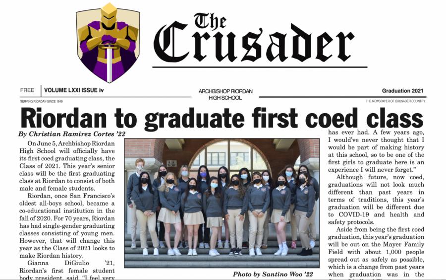 The+Crusader+Graduation+2021
