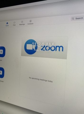 After spending an entire year on Zoom learning virtually, one student reflects on the experience.