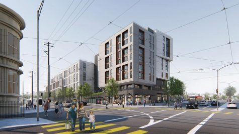 The Upper Yard near the Balboa BART Station is the newest proposed location for affordable housing.