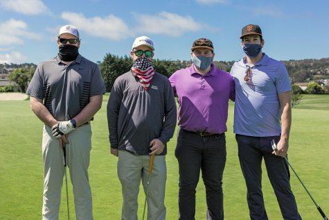 Alumni, Development offices host second golf tourney