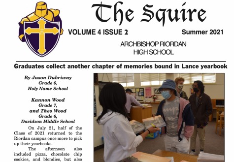 The Squire Summer 2021, Issue 2